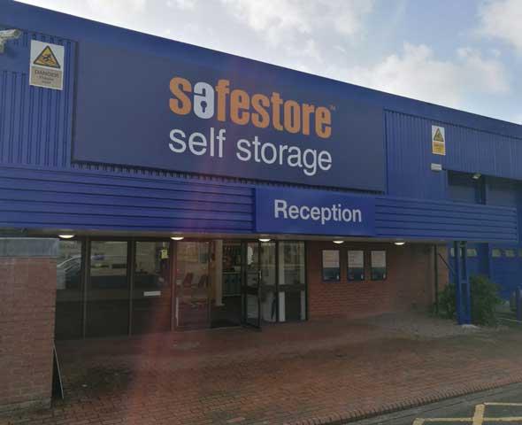 Safestore Self Storage Plymouth