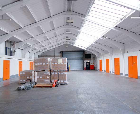 Loading Bay Safestore self storage Milton Keynes, storage Milton Keynes, Milton Keynes self storage